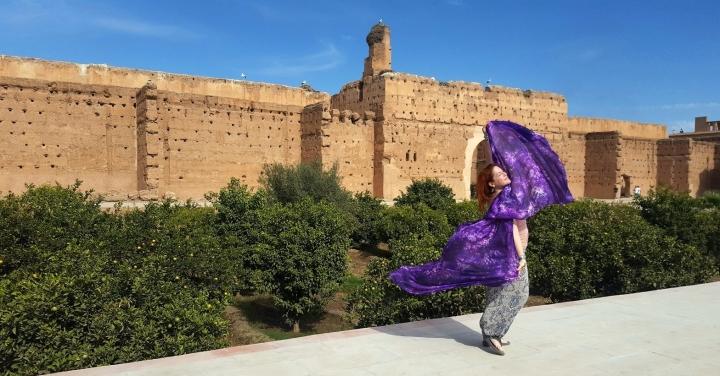 Marokko im November – Palast, Gräber undKoranschule