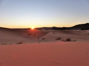 Erg Chebbi 2. Sonnenaufgang