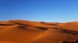 Erg Chebbi Wüste am Abend