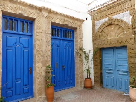 Essaouira Türen