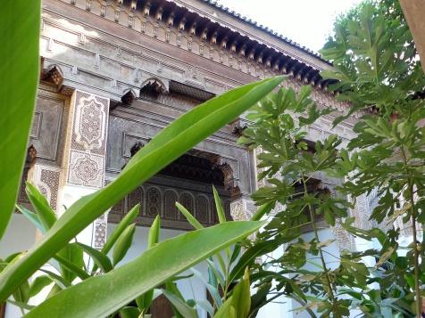 Marrakesch Bahia Palast