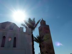 Marrakesch Koutoubia Mosche