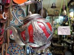 Marrakesch Teekanne