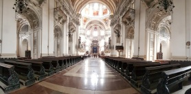 Dom Salzburg Panorama