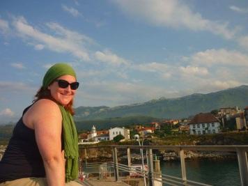 Llanes mit Picos Europe