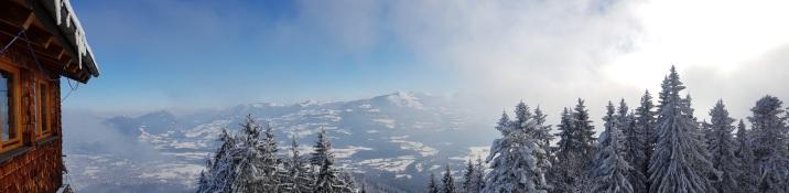 Panorama vom Zinkenkofel