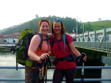 Tomke und ich erreichen Asturien