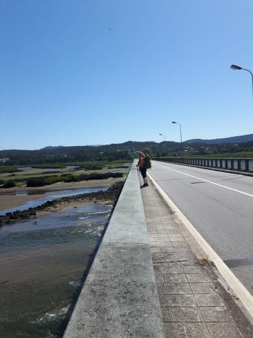 009 Brücke hinter Caminha