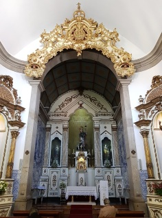 011 Capela de Santiago in Povoa de Varzim