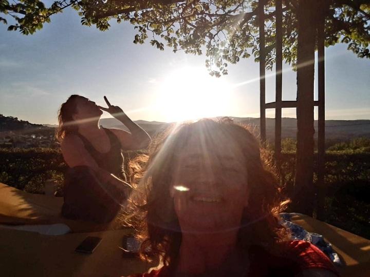 Der Jakobsweg und ich – von Vila Praia de Ancora nachGondarem