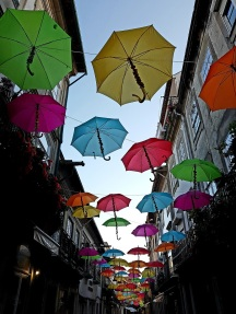 021 Noch mehr Schirme