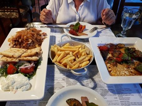Abendessen bei Alexander dem Großen