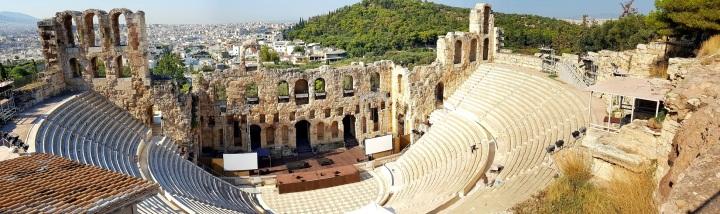 Athen – Stadt derAntike