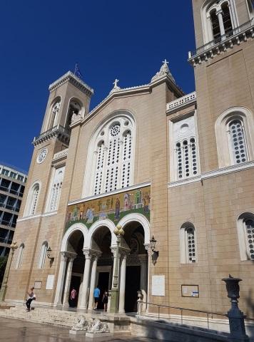 Kathedrale aussen