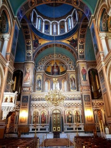 Kathedrale innen