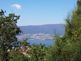 04 Ausblick über Ria de Vigo