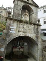 08 Brunnen Fuente del Carmen in Padrón