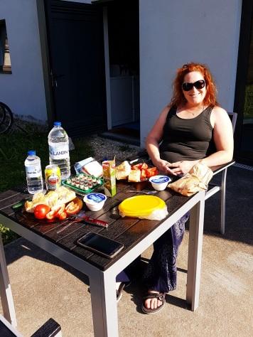 13 Abendessen in Pontecesures