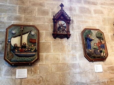 13 Heiliger Jakob in der Jakobuskirche von Padrón