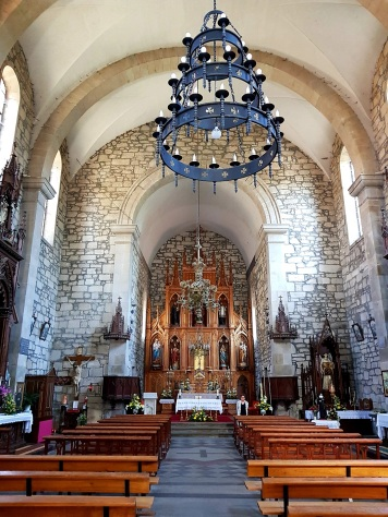 13 Kirche de San Tomé innen