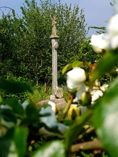 17 Heiliger Jakob im Garten